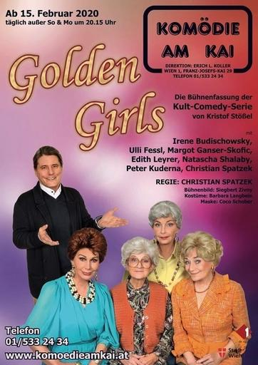 Golden Girls Flyer